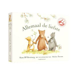 kinderboek allemaal de liefste