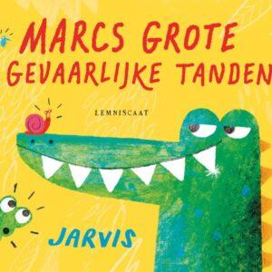 kinderboek marcs grote gevaarlijke tanden