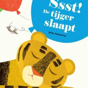 kinderboek sssst! De tijger slaapt